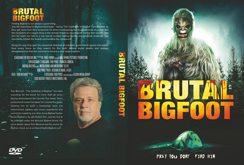 new 2018 Bigfoot movies
