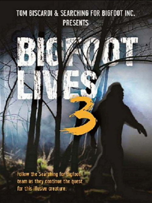 Bigfoot Encounters Movie
