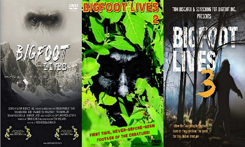 Bigfoot movies