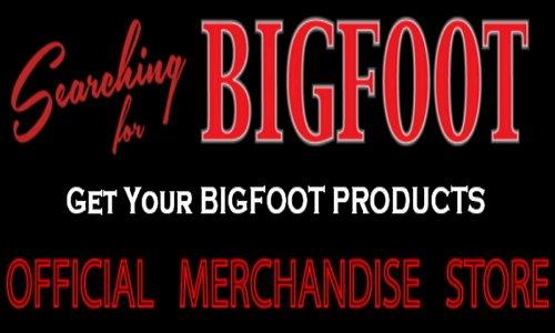 Bigfoot T-shirts Bigfoot hats