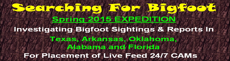 Bigfoot Sightings | Finding Bigfoot Cam | Finding Bigfoot May 2015