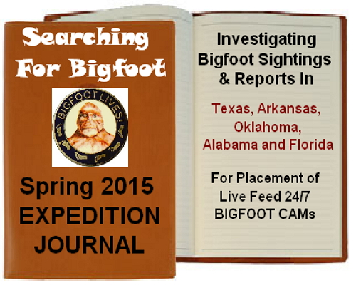 Texas finding bigfoot