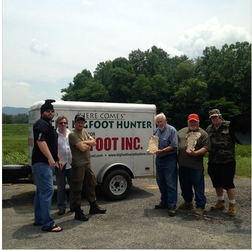 New Bigfoot Kentucky Sightings